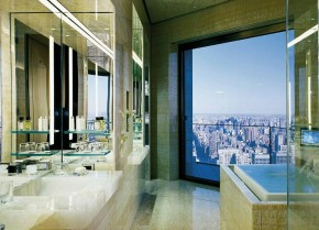 Royal Suite, Four Seasons Hotel, NY